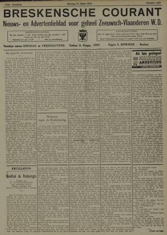 Breskensche Courant 1936-03-24