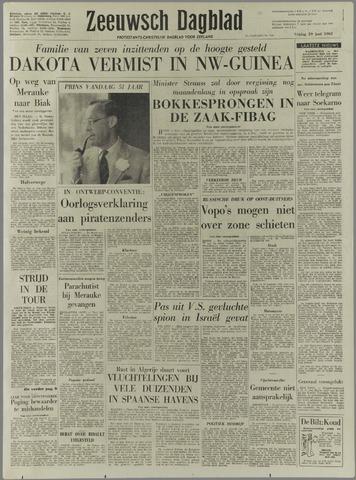 Zeeuwsch Dagblad 1962-06-29