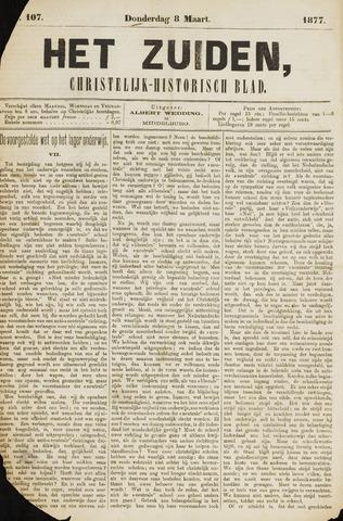 Het Zuiden, Christelijk-historisch blad 1877-03-08