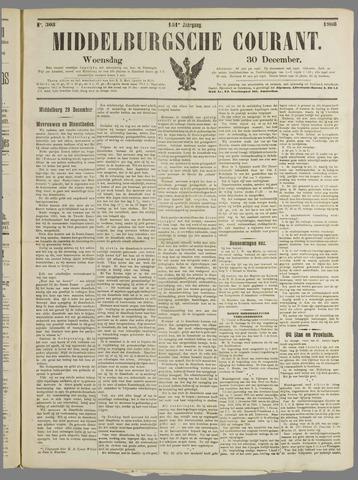 Middelburgsche Courant 1908-12-30