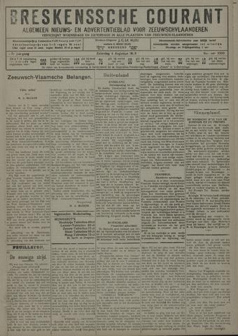 Breskensche Courant 1928-08-04