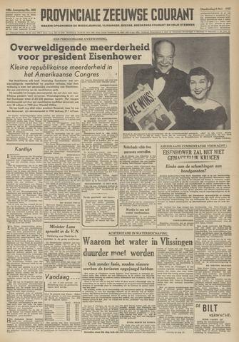 Provinciale Zeeuwse Courant 1952-11-06