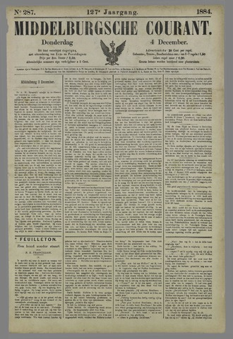 Middelburgsche Courant 1884-12-04