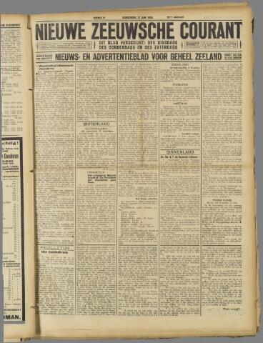 Nieuwe Zeeuwsche Courant 1924-06-12