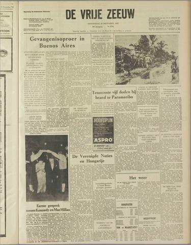 de Vrije Zeeuw 1962-12-20