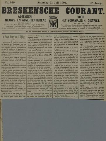 Breskensche Courant 1904-07-23