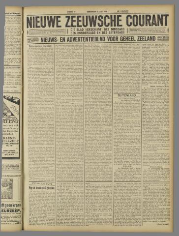 Nieuwe Zeeuwsche Courant 1926-07-08