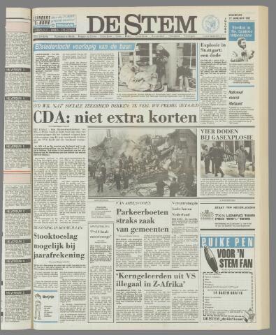 de Stem 1985-01-21