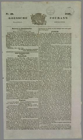 Goessche Courant 1837-06-19