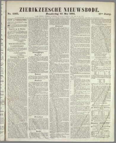 Zierikzeesche Nieuwsbode 1881-05-12