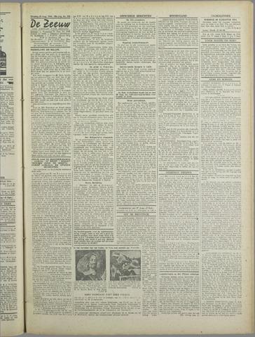 De Zeeuw. Christelijk-historisch nieuwsblad voor Zeeland 1944-08-29