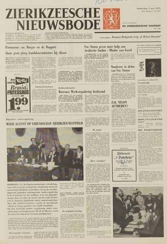 Zierikzeesche Nieuwsbode 1973-05-03