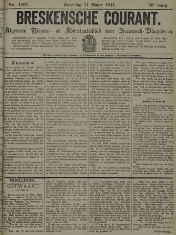 Breskensche Courant 1911-03-11