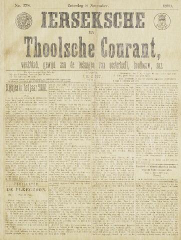 Ierseksche en Thoolsche Courant 1890-11-08