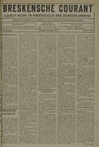 Breskensche Courant 1919-11-08