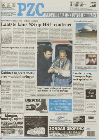 Provinciale Zeeuwse Courant 1999-11-13