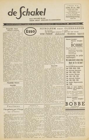 De Schakel 1959-01-23