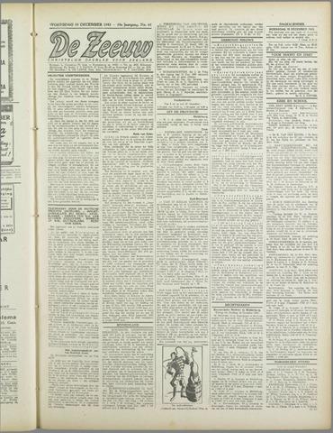 De Zeeuw. Christelijk-historisch nieuwsblad voor Zeeland 1943-12-15