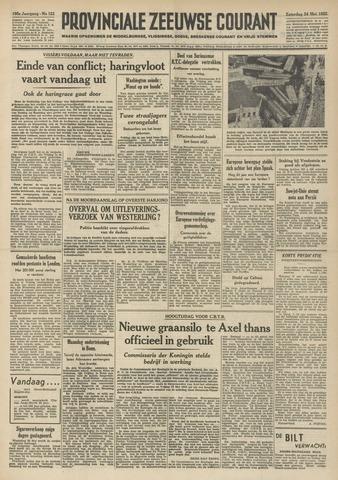 Provinciale Zeeuwse Courant 1952-05-24
