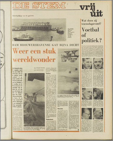 de Stem 1971-04-24