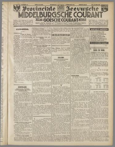 Middelburgsche Courant 1933-02-01