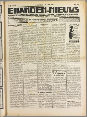 Eilanden-nieuws. Christelijk streekblad op gereformeerde grondslag 1939-03-01