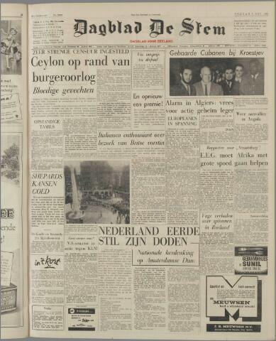 de Stem 1961-05-05