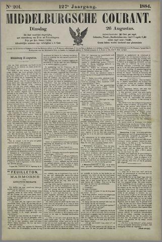 Middelburgsche Courant 1884-08-26