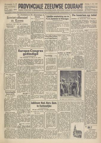 Provinciale Zeeuwse Courant 1948-05-11