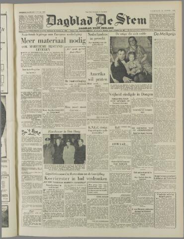 de Stem 1951-01-12