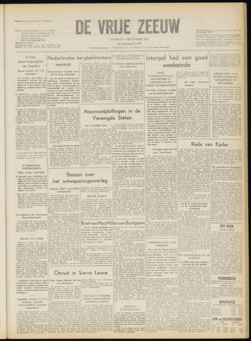 de Vrije Zeeuw 1957-09-03