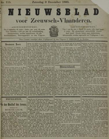 Nieuwsblad voor Zeeuwsch-Vlaanderen 1893-12-09