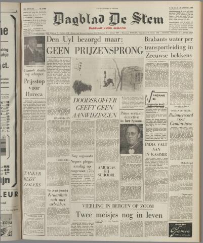 de Stem 1965-08-27