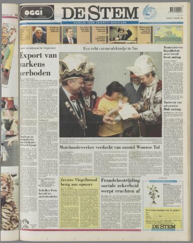 de Stem 1997-02-11