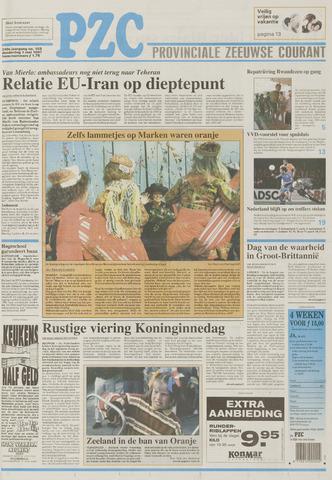 Provinciale Zeeuwse Courant 1997-05-01