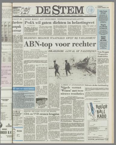 de Stem 1986-09-26