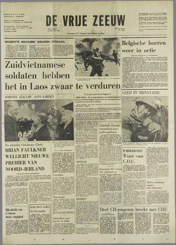 de Vrije Zeeuw 1971-03-22