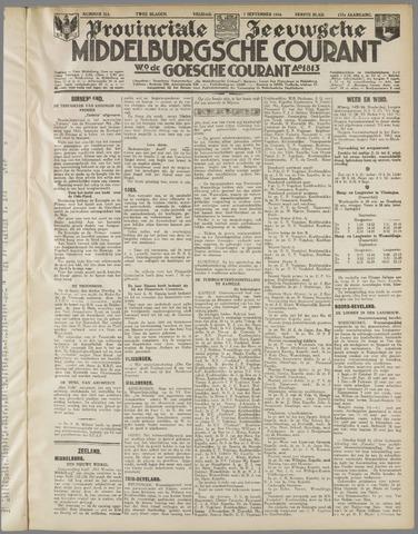Middelburgsche Courant 1934-09-07