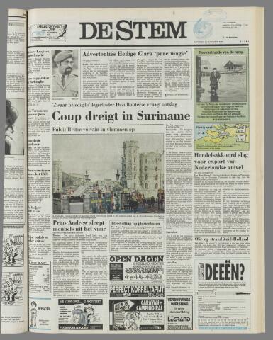 de Stem 1992-11-21