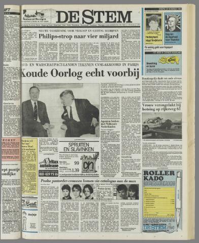 de Stem 1990-11-20