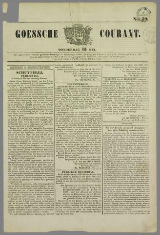 Goessche Courant 1851-05-15