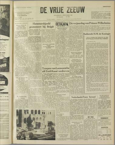 de Vrije Zeeuw 1960-09-01