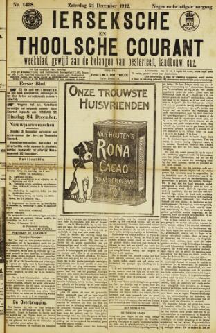 Ierseksche en Thoolsche Courant 1912-12-21