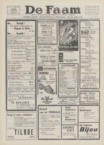 de Faam en de Faam/de Vlissinger 1969-05-22