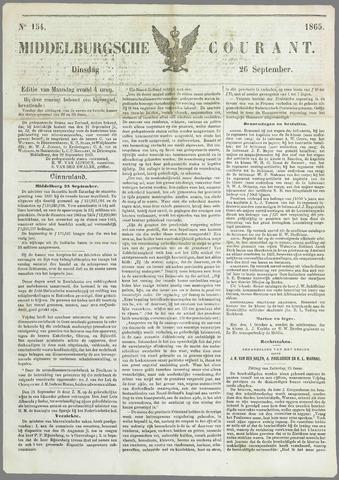 Middelburgsche Courant 1865-09-26