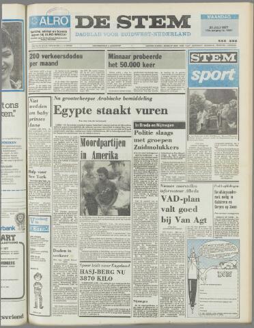 de Stem 1977-07-25