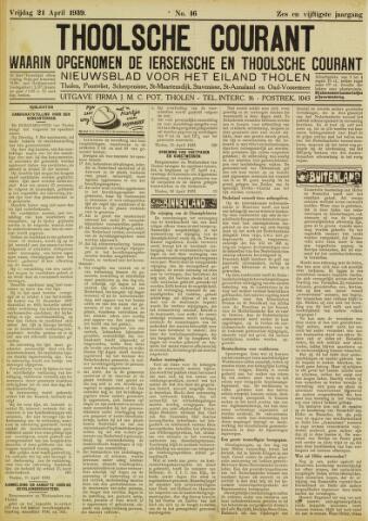 Ierseksche en Thoolsche Courant 1939-04-21