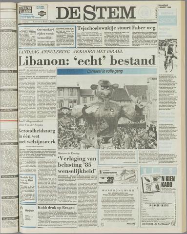 de Stem 1984-03-05
