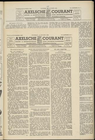 Axelsche Courant 1949-10-12
