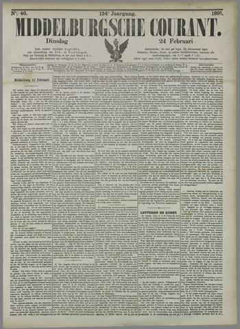 Middelburgsche Courant 1891-02-24